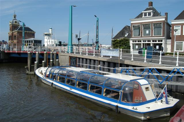 zeehondentrip Harlingen  - boot-harlingen_singel20prinses20zuiderhaven